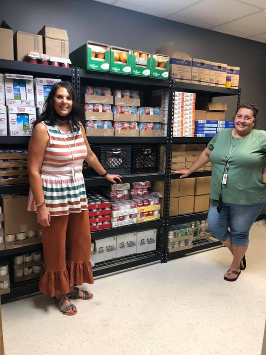 Elliott County Family Resource and Youth Service Centers have partnered with Gods Pantry to…