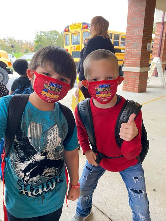 Red Ribbon Week looks a little different around here this week, but OH SO…