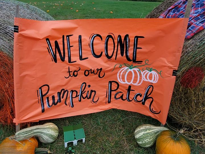 The pumpkin patch came to us this year since our classes are unable to…