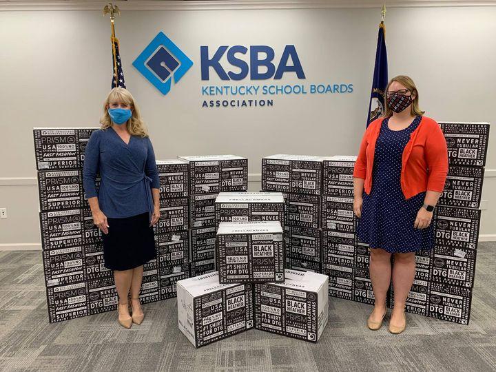 Thank you, KSBA!