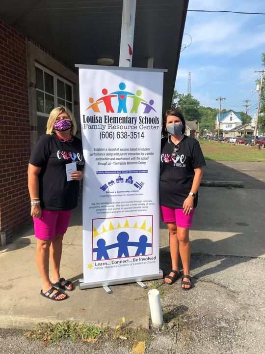 Louisa Elementary FRC Drive Thru Readifest 2020 was a success!! We had over 900…