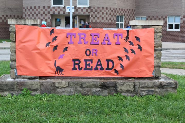 With restrictions on trick-or-treating due to being a red county, Lee County Elementary &…