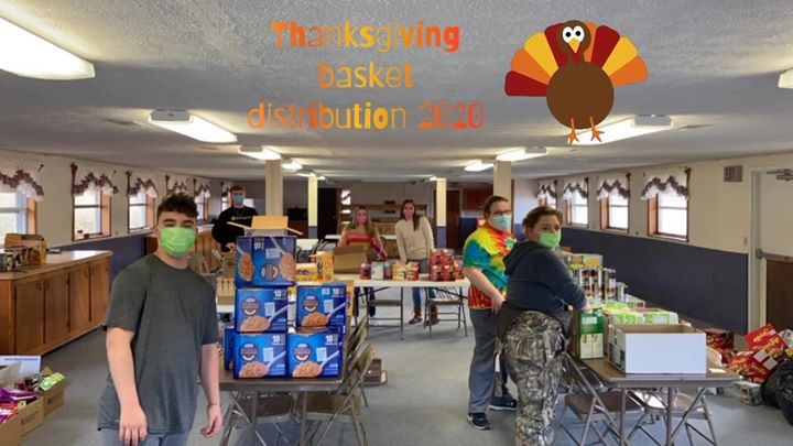 Bridges FRC distributed 70 Thanksgiving baskets this year. All of which was paid for…