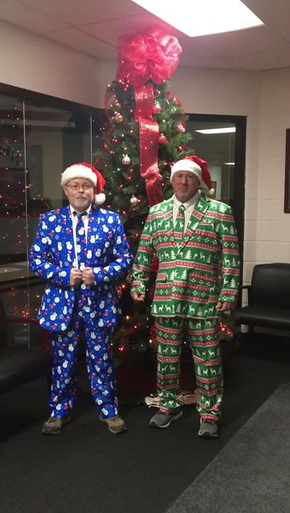 A message to our Science Hill families from our Principal/superintendent and myself. Merry Christmas